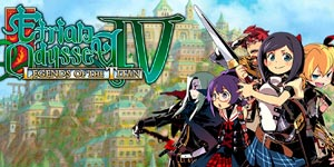 Etrian Odyssey IV: Legens of the Titan