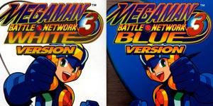 Mega Man: Battle Network 3 - Blue / White