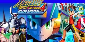 Mega Man: Battle Network 4 - Blue Moon