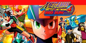 Mega Man: Battle Network 4 - Red Sun