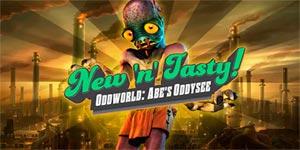 Oddworld Abe's Oddysee New N'Tasty!