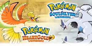 Pokémon Soul Silver - Heart Gold